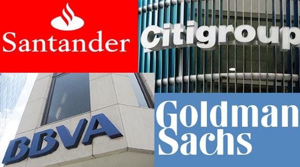Como funcionan los 28 bancos que dominan la economía global