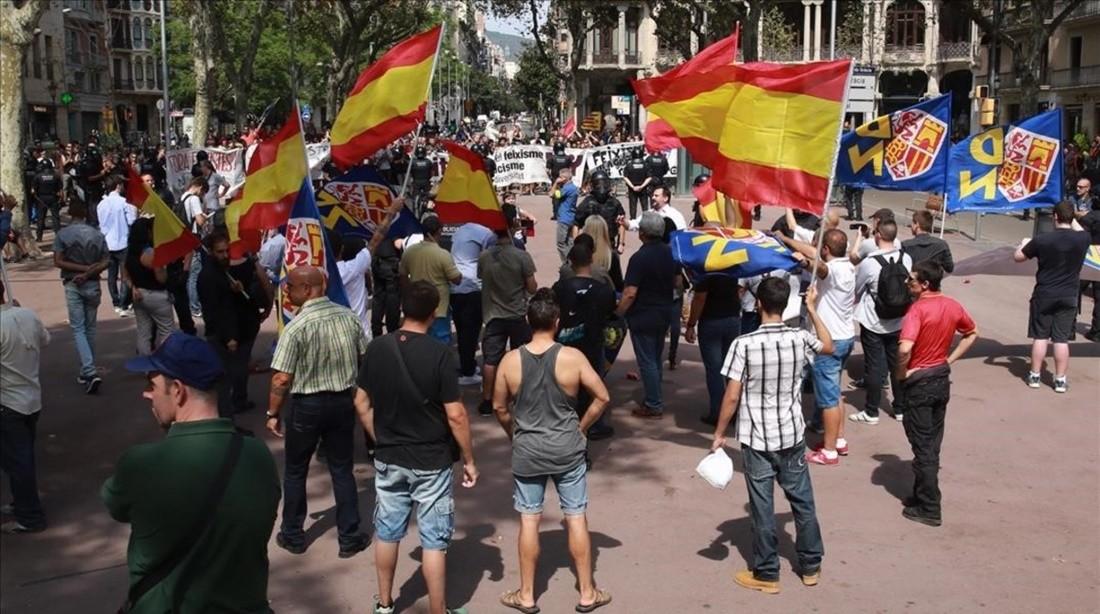 Contra la represión de las Ideas Nacionales