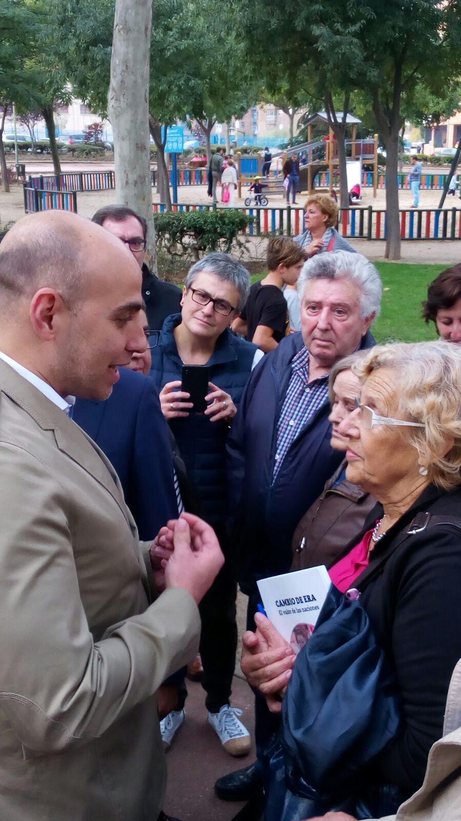 El Secretario Nacional de Comunicación de La Falange pide a la alcaldesa de Madrid reconocimiento a las víctimas del marxismo en Madrid durante la Guerra Civil