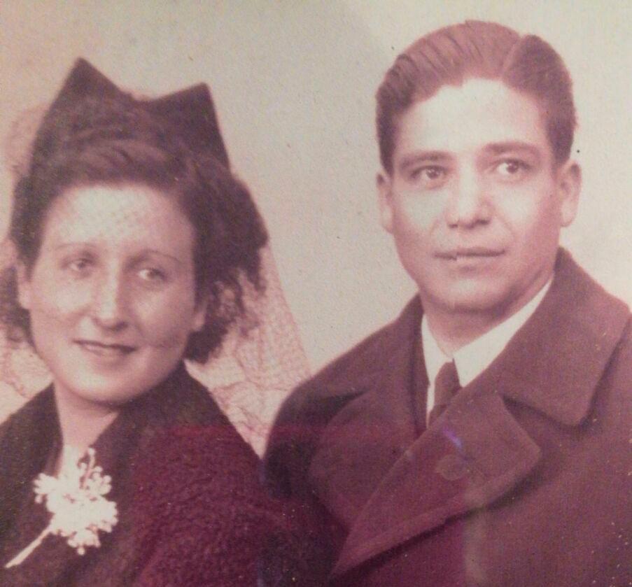 Repatriados y enterrados los restos del soldado de la División Azul Jesús Mª López Andrés.