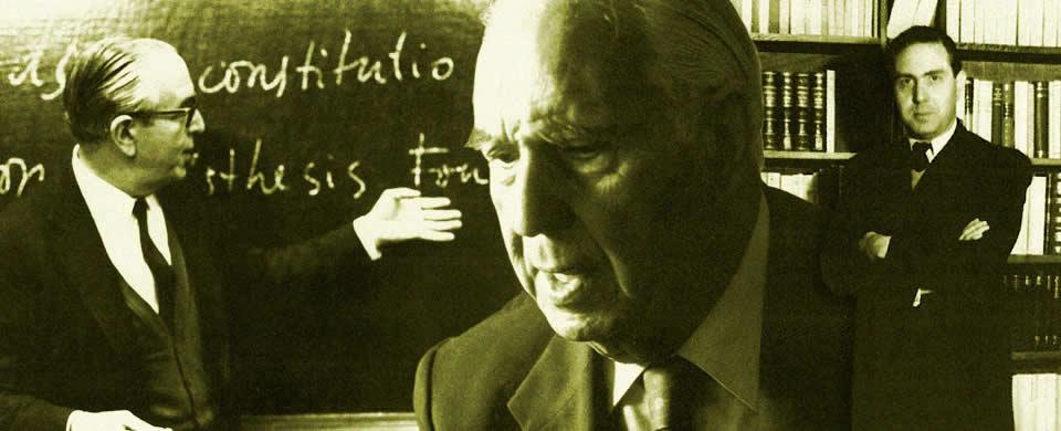 Laín Entralgo: el falangista que defendió la lengua catalana más que muchoscatalanistas