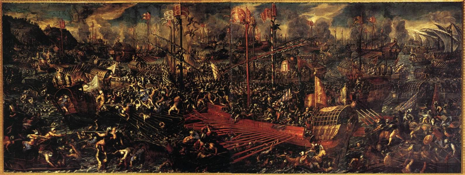 El arrojo de Juan de Austria y la batalla de Lepanto