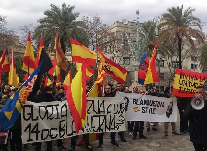 Barcelona también clama por la absolución de los 14 de Blanquerna