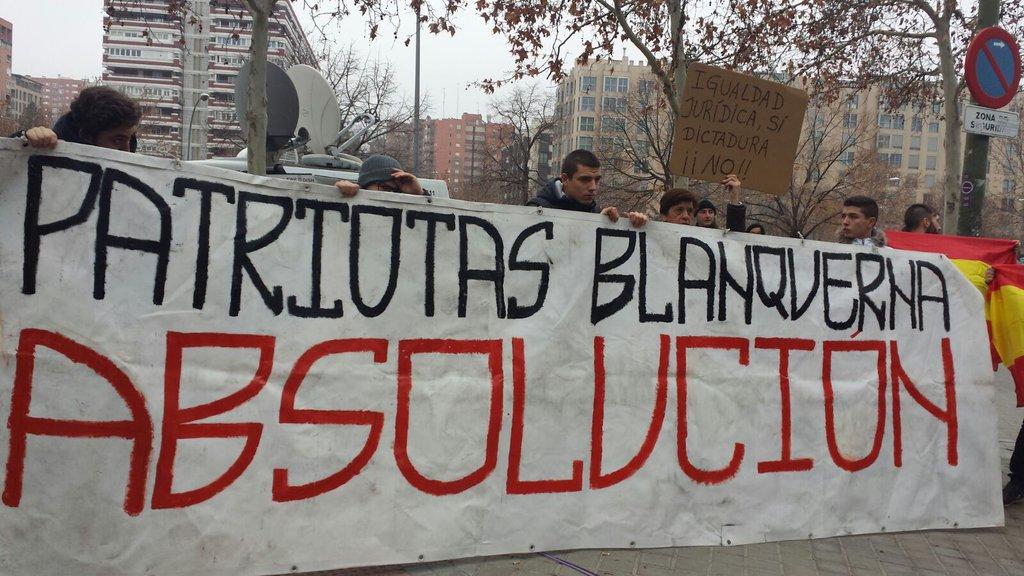 Ante la sentencia del Supremo en relación a la protesta en la librería Blanquerna en 2013