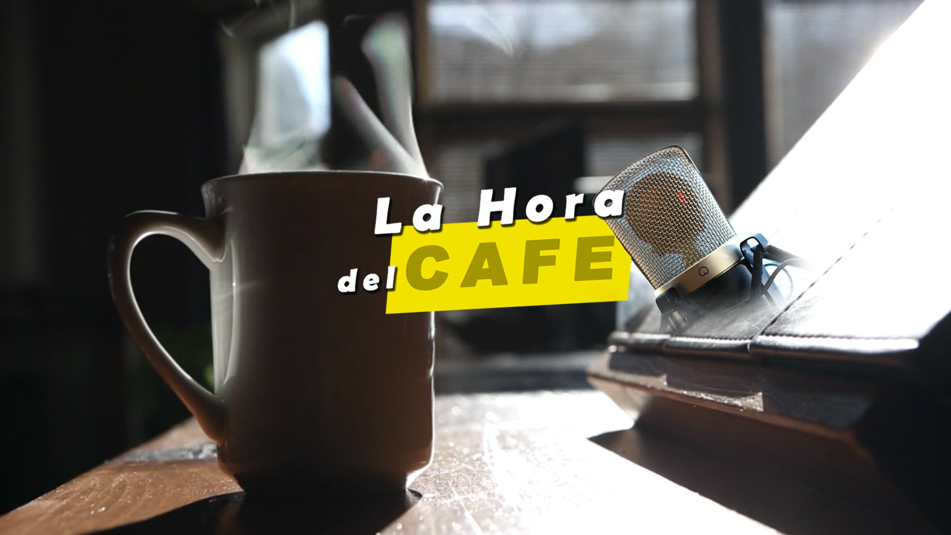 Vuelve La Hora del CAFE, el podcast de La Falange