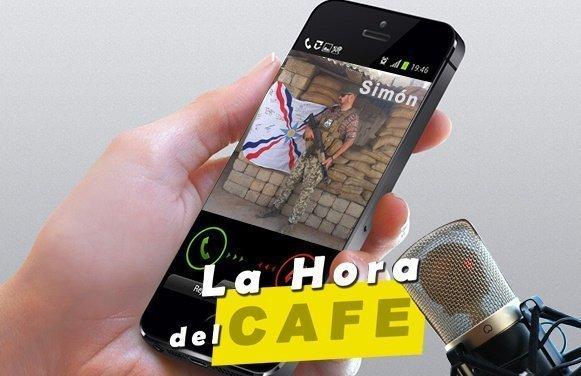 La Hora del CAFÉ: con Pedro Chaparro, Álvaro Romero y Simón de Monfort