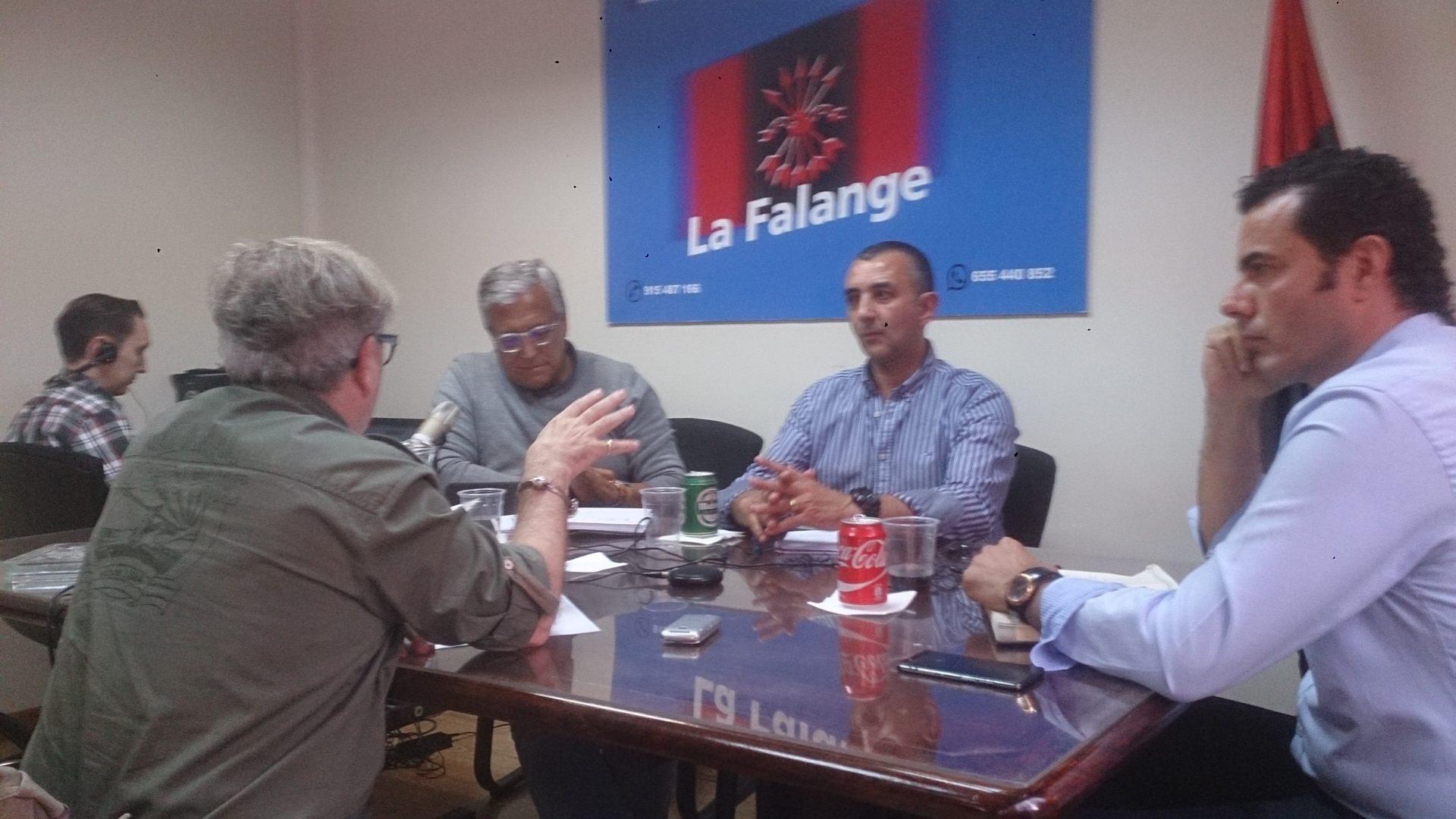 Escucha el programa Nº71 de La hora del CAFÉ. La guerra de Siria y las elecciones presidenciales en Francia. Simón de Monfort. Ataque a HSM.