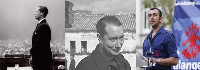 Manuel Andrino, tercer Jefe Nacional de La Falange condenado a prisión