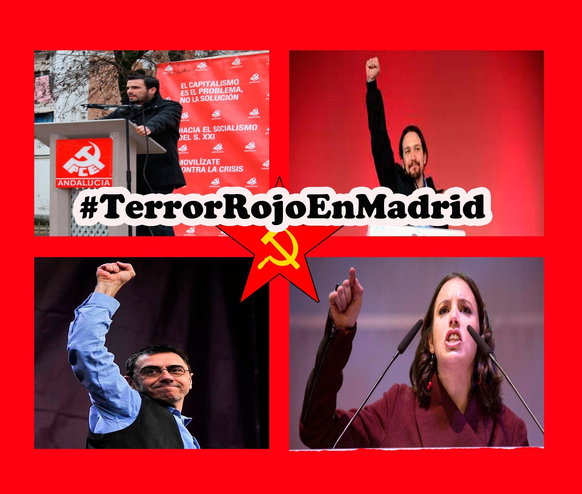 Prosigue la campaña de señalización de las antiguas Checas de Madrid