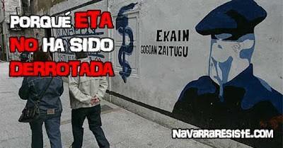 Por qué ETA no ha sido derrotada