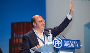 Pedro Antonio Sánchez, imputado nuevamente por corrupción, ahora por la trama Púnica