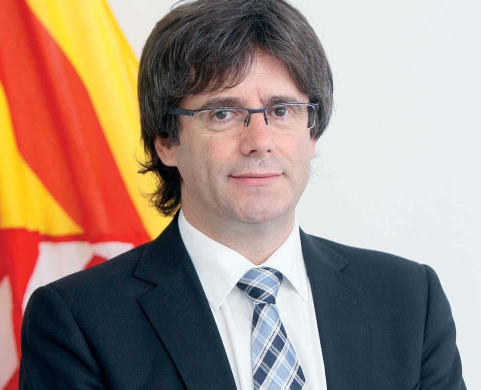 Puigdemont comparando el proceso separatista con la lucha contra ETA