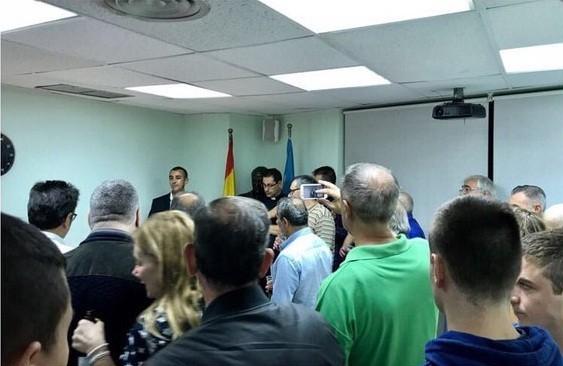 La Falange inaugura su nueva sede Nacional