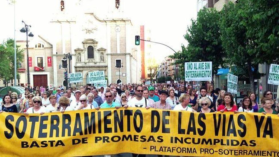 Tras la nueva agresión de la extrema izquierda en Murcia