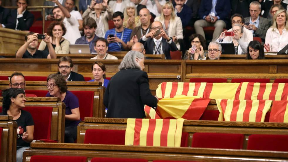 Consumado el Golpe de Estado en Cataluña