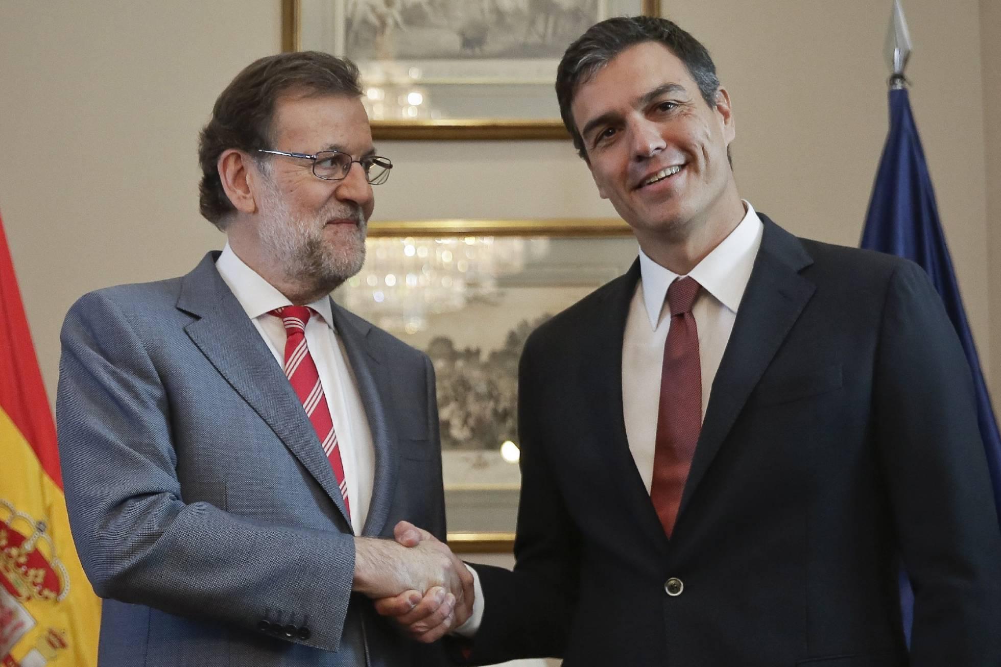 El gran pasteleo que preparan el PP y el PSOE
