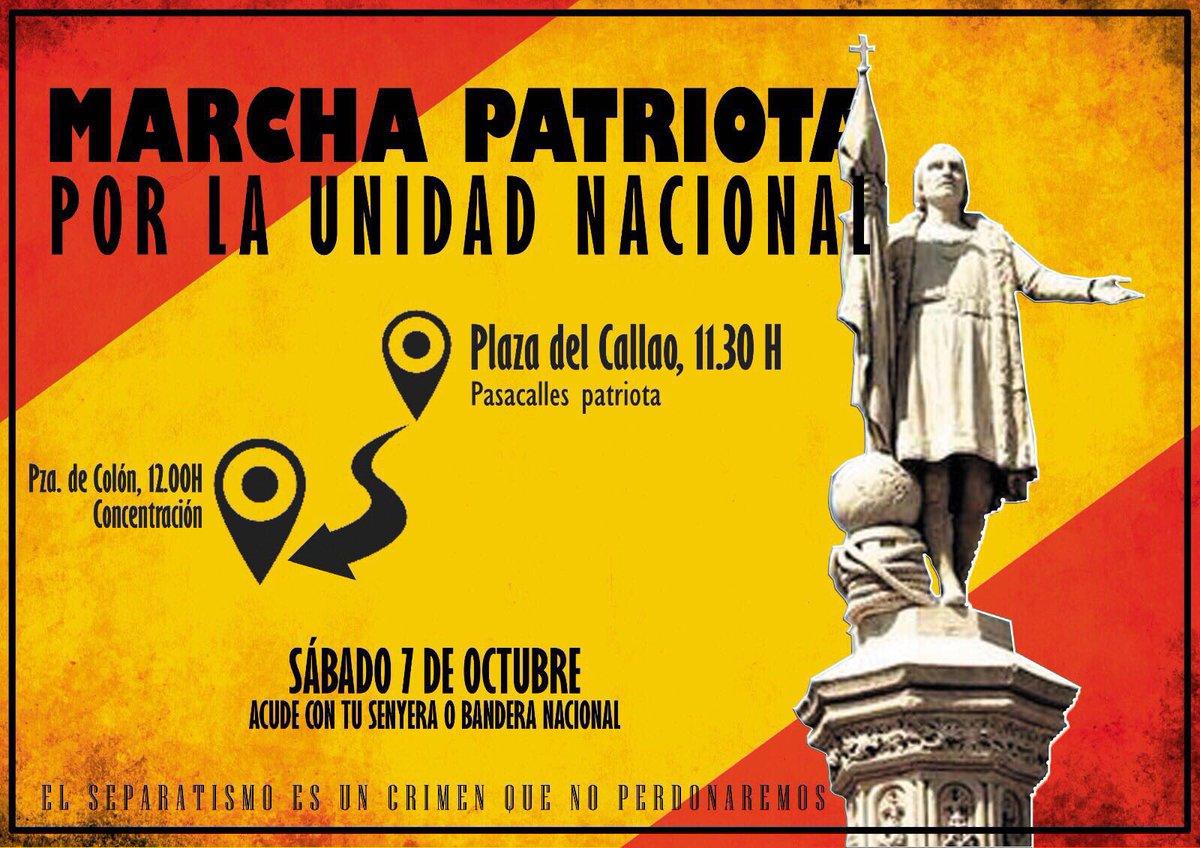 Madrid, 7 de octubre: de nuevo a las calles