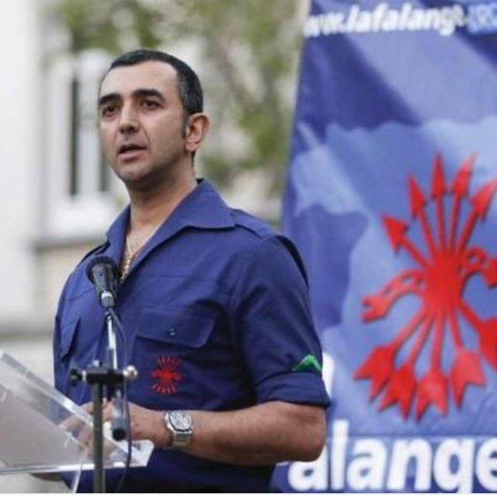 Entrevista al Jefe Nacional de La Falange, Manuel Andrino, en Radio Ya