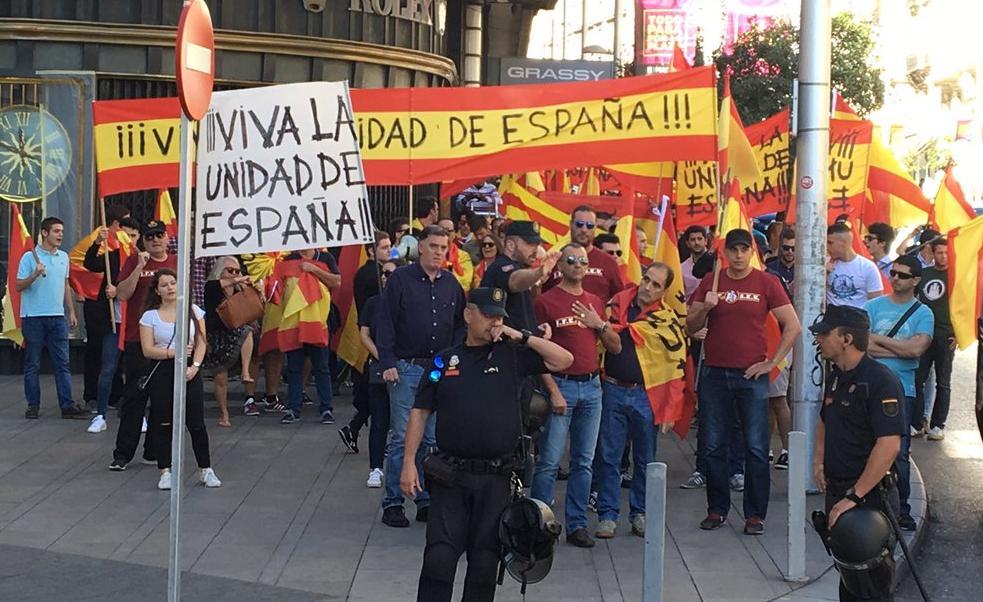 Jornada histórica por España