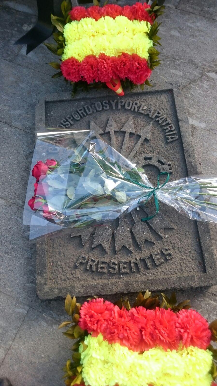 Días de homenaje a José Antonio y a todos los Caídos por Dios y por España
