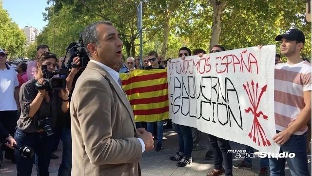 """Nota de prensa de """"Milans del Bosch Abogados"""" sobre el Recurso de Amparo del caso Blanquerna"""