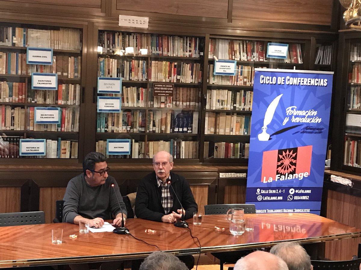 Vídeo de la conferencia de Pío Moa en nuestros viernes culturales