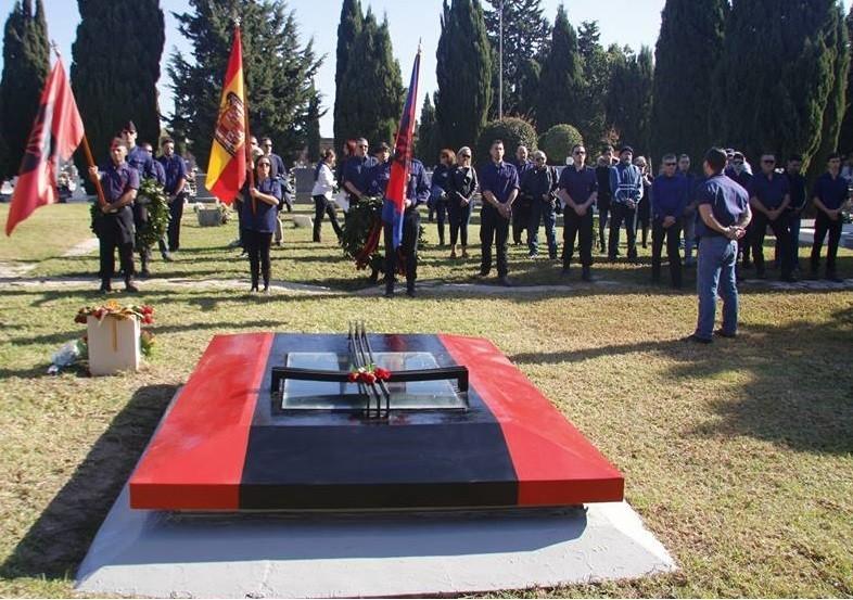 Marcha y homenaje en Alicante