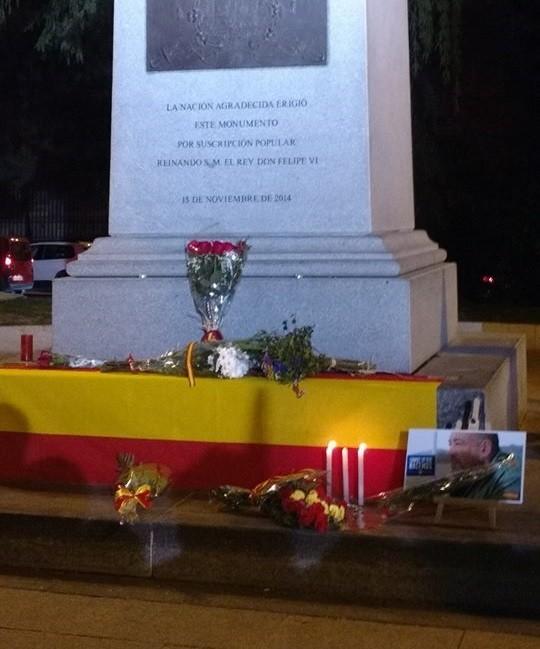 """Carta a Hermann Tertsch sobre el homenaje a Víctor Laínez"" por Juan Carlos Jiménez"