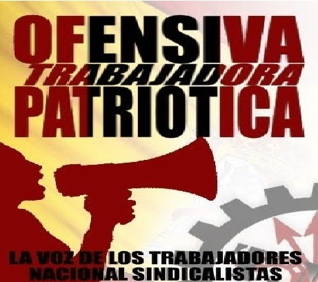 Revista OTP -Ofensiva Trabajadora Patriota- 2017 disponible
