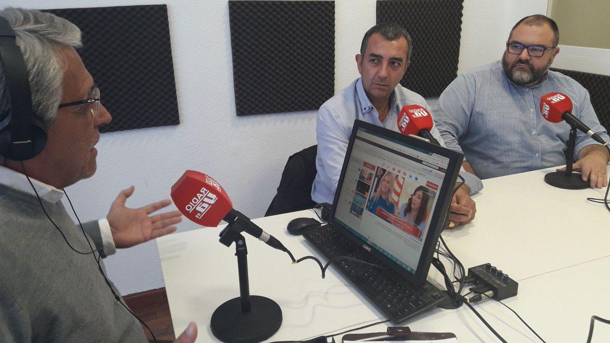 """Norberto Pico y Manuel Andrino anuncian algo importante en """"La hora del CAFE"""""""