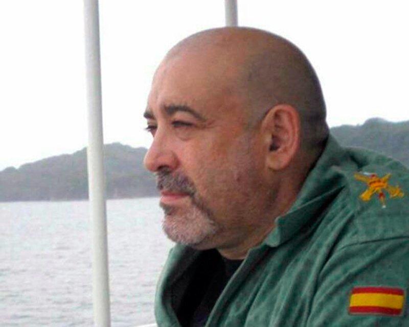 El camarada Víctor Laínez, asesinado por un antifascista chileno