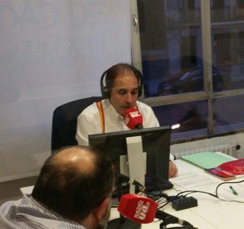 """Programa 100 de """"La Hora del CAFE"""" con Salvador Ceprián, Norberto Pico y Manuel Andrino"""