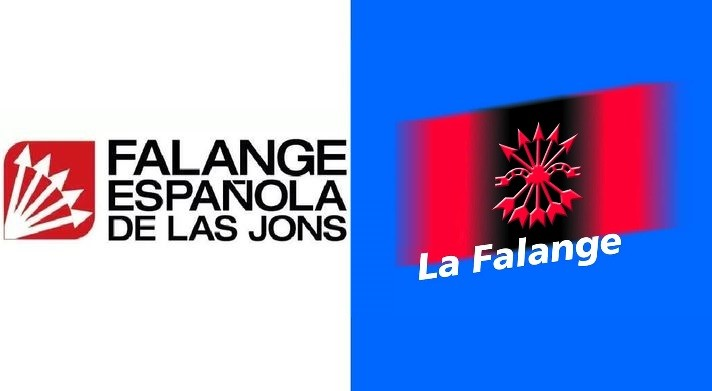 """""""FE de las JONS y La Falange (FE) se unen para las europeas"""" por elconfidencialdigital.com"""