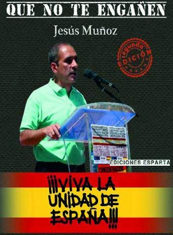 """Entrevista a Jesús Muñoz por la presentación de su libro """"Que no te engañen"""" en Radio Ya."""
