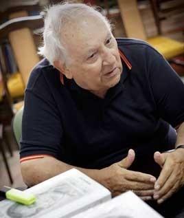 """Fallece Jaime Suarez, presidente de la """"Plataforma 2003"""": ¡PRESENTE!"""