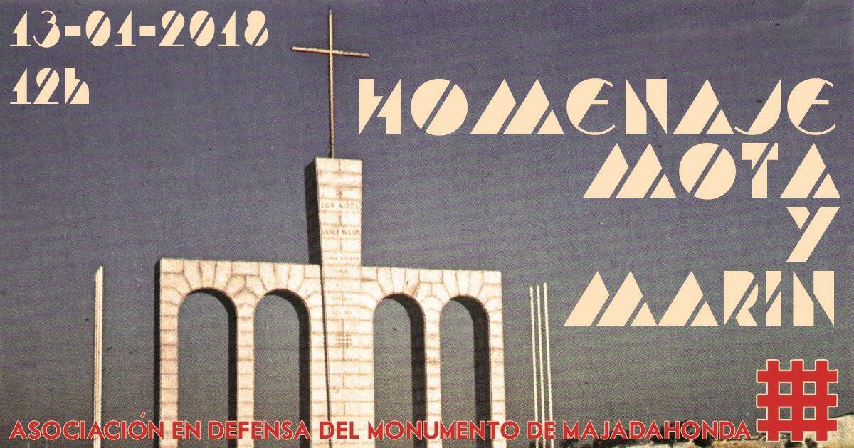 Homenaje a Ion Mota y Vasile Marin. 13 de Enero en Majadahonda ¡ACUDE!