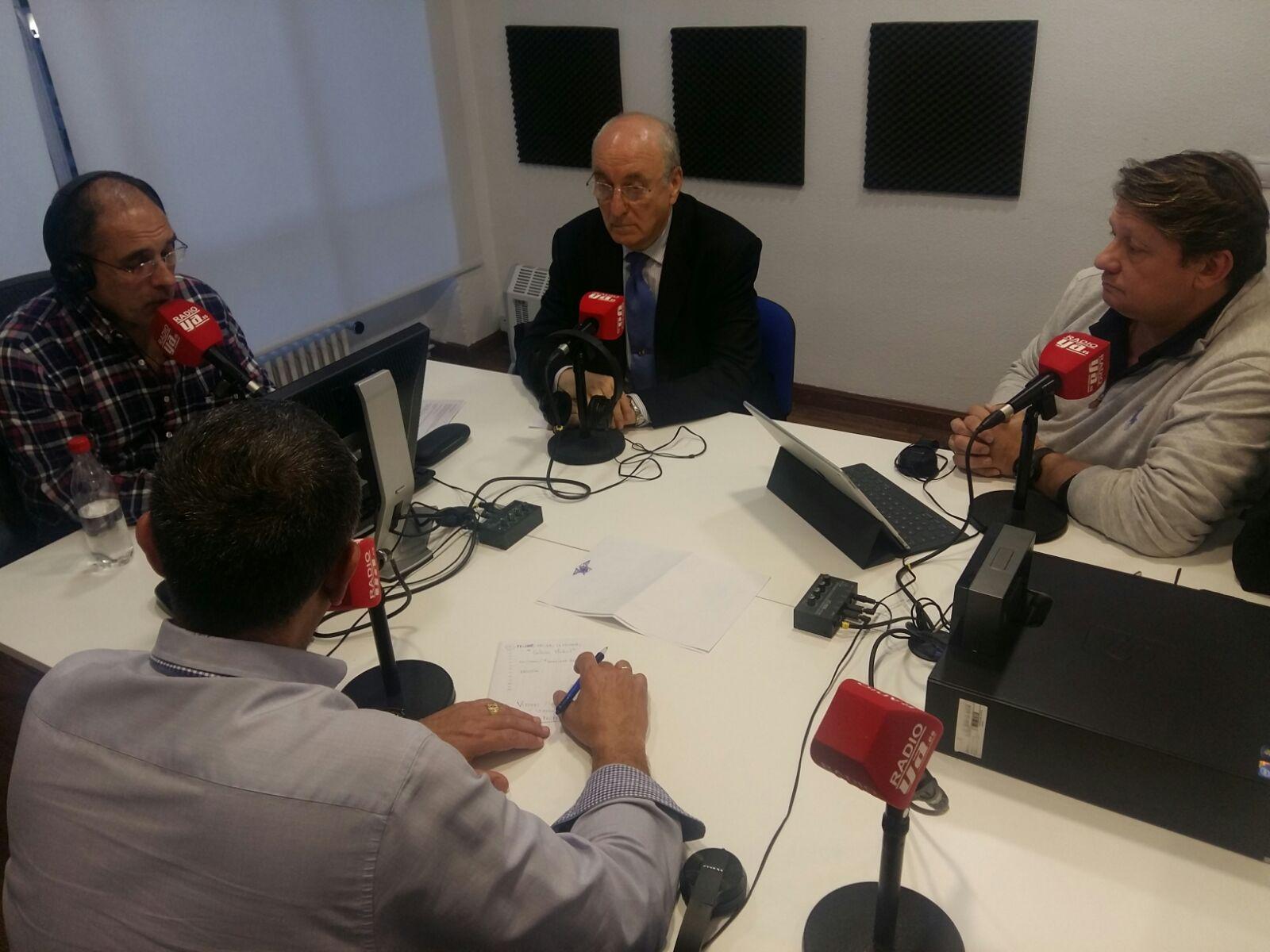 """La actualidad política en """"La Hora del CAFE"""" con Martín Ynestrillas, José Luis Jerez y Manuel Andrino"""