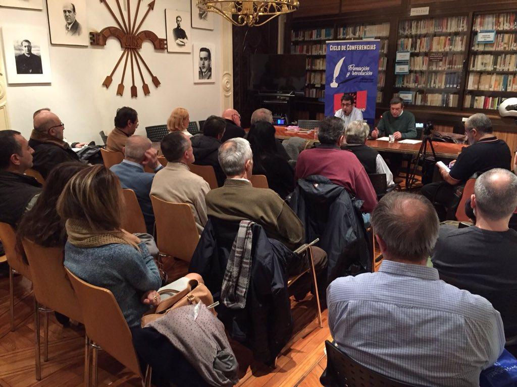 Vídeo del último viernes cultural sobre el Imperio Español en el Pacífico con Cesáreo Jarabo
