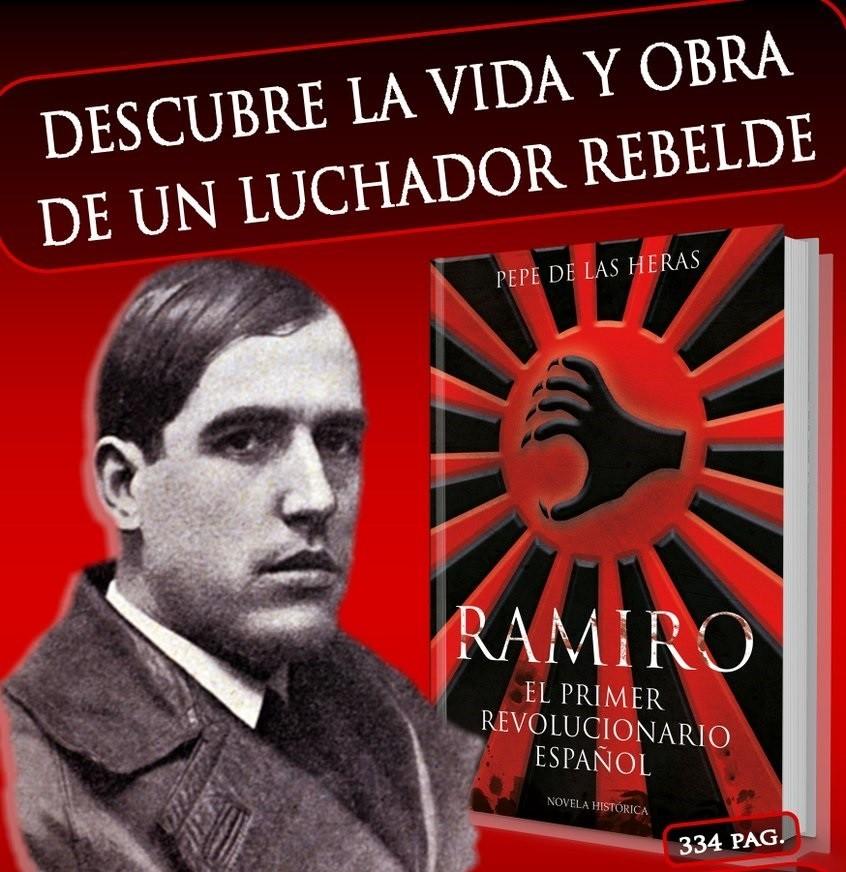 """Presentación de """"Ramiro. El primer revolucionario español"""" en Cartagena"""
