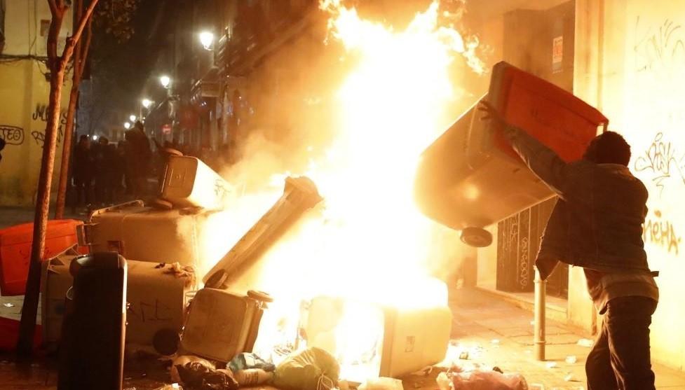 Los disturbios de Lavapiés. Intervención de Jesús Muñoz en Sencillamente Radio