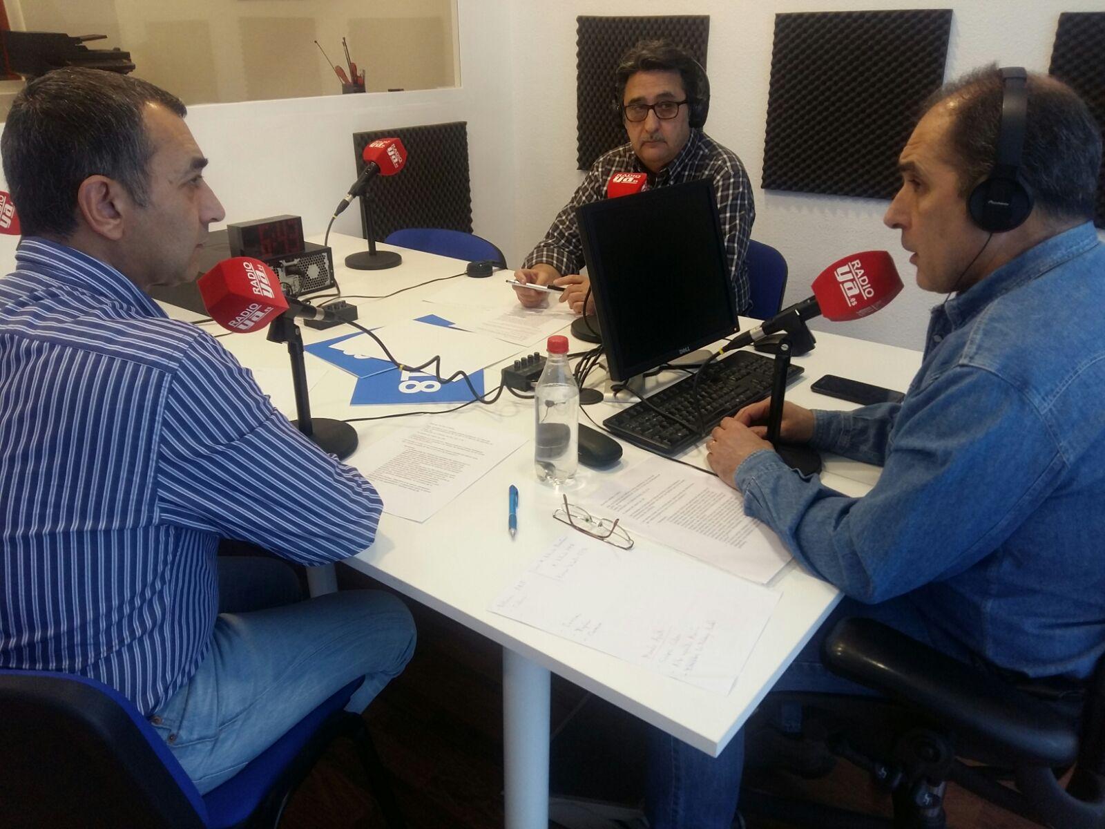 """Nuevo programa de: """"La Hora del CAFE"""" con Jesús Muñoz, Carlos Rodríguez y Manuel Andrino"""