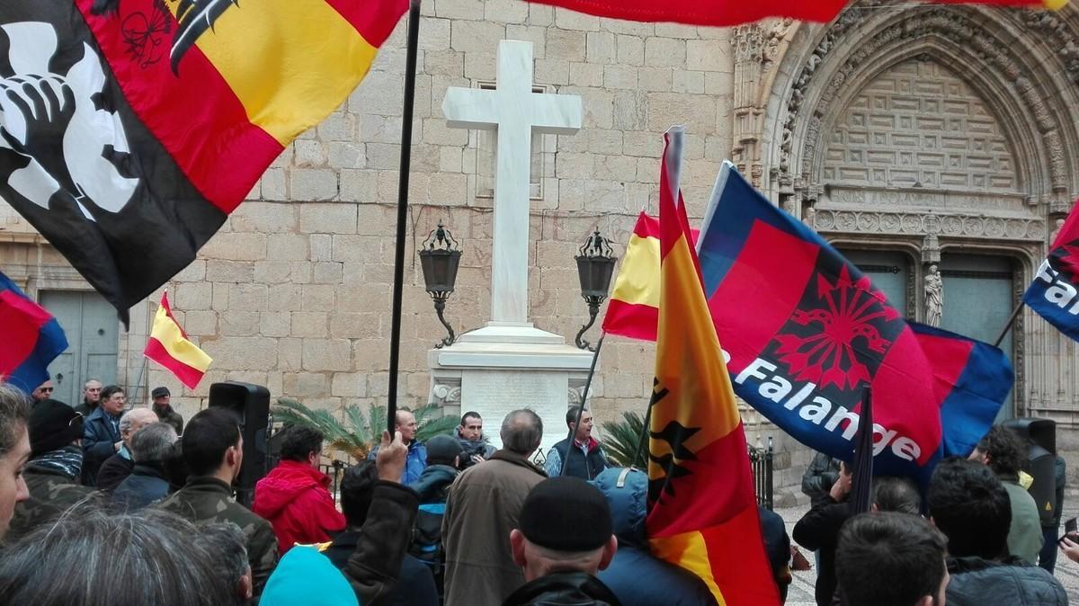 7 de Abril: Acto en defensa de la Cruz de Callosa de Segura ¡ACUDE!