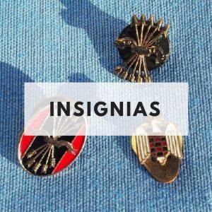 INSIGNIAS - PIN´s