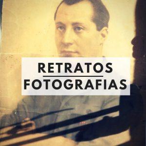 RETRATOS - FOTOGRAFÍAS