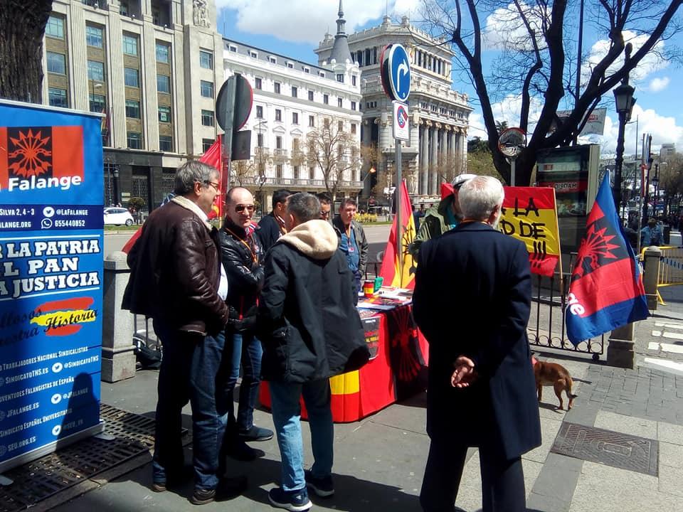 Este 14 de Abril mesas informativas en varias ciudades