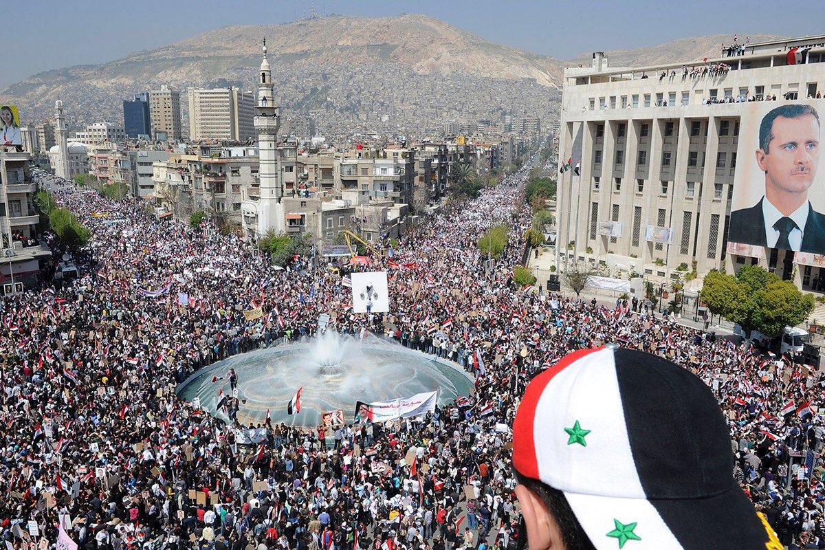 Todo vale contra Siria. Y la historia se repite