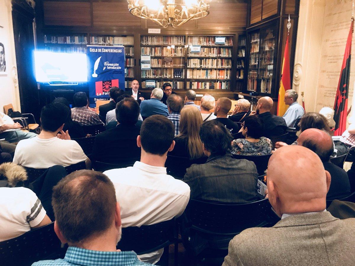 """Vídeo de la conferencia sobre """"Yihadismo en España"""" a cargo de Bruno Navarro"""