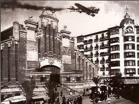 Destapando mentiras de la Memoria Histórica (25 de Mayo de 1938- Mercado central de Alicante)