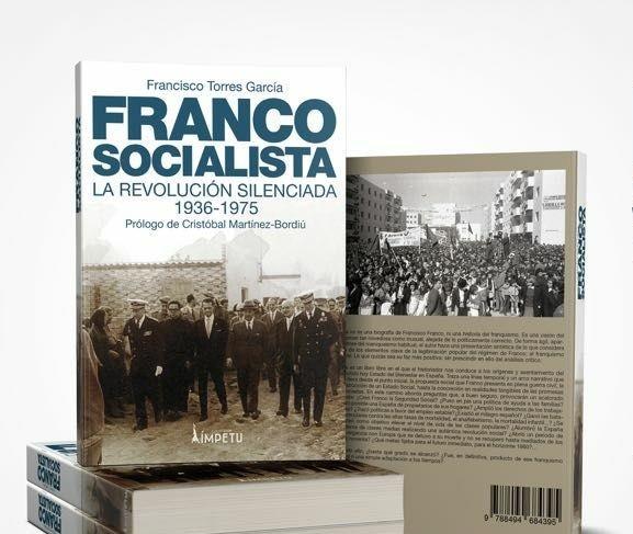 """Viernes cultural con el polémico """"Franco Socialista"""" de Paco Torres"""