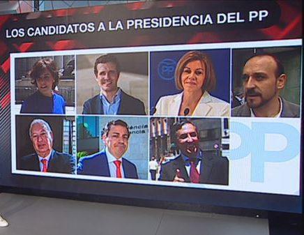 """Jesús Muñoz comenta en """"Sencillamente Radio"""" la sucesión del PP"""